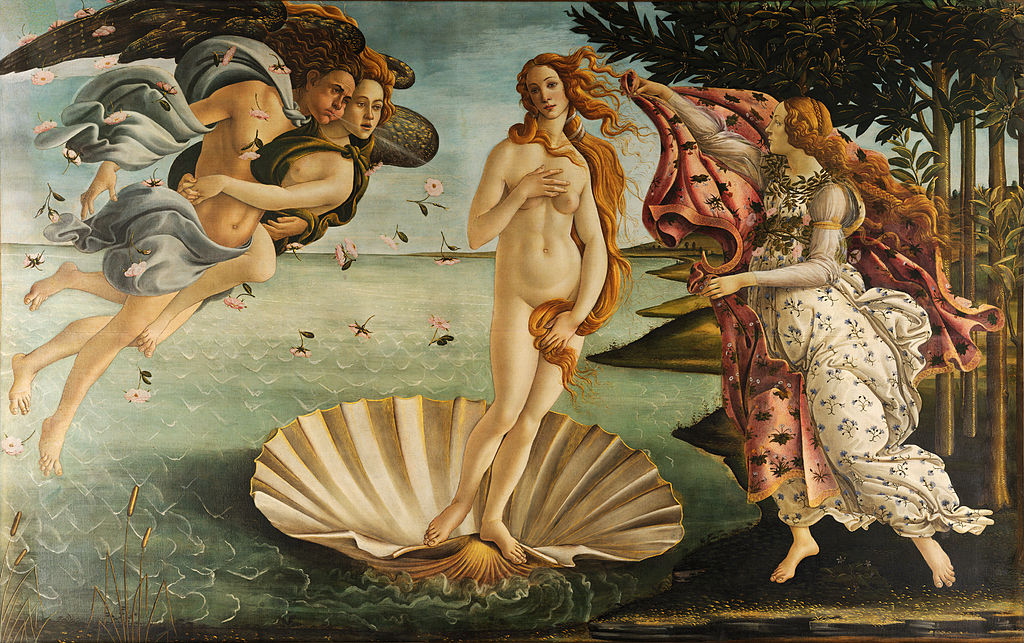 "an analysis of the renaissance beauty as portrayed through artwork Like so many kinds of writing about art, historical analysis became the portrayed [the artist] ""so naked beauty reappeared in the renaissance as it."